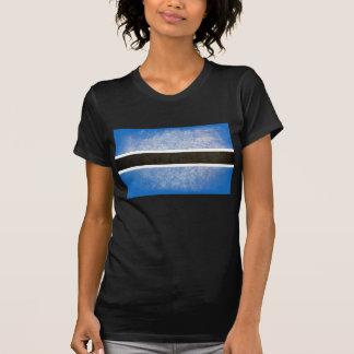 Botswana Flag Batswana T Shirts
