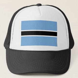 Botswana Flag BW Trucker Hat
