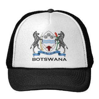 BOTSWANA - flag/emblem/coat of arms/symbol Cap