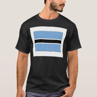Botswana FLAG International T-Shirt