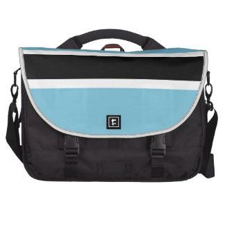 Botswana Flag Bags For Laptop