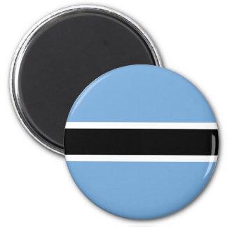 Botswana Flag Magnet