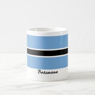 Botswana flag mug