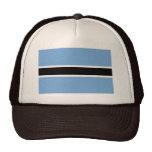 Botswana Flag Trucker Hats