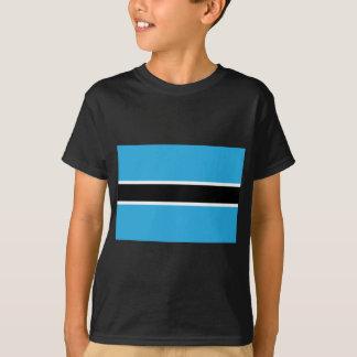 Botswana Flag Tshirts