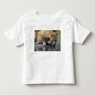 Botswana, Moremi Game Reserve, Lioness (Panthera 2 Toddler T-Shirt