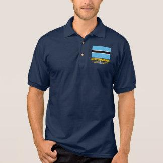 Botswana Pride Polo T-shirt