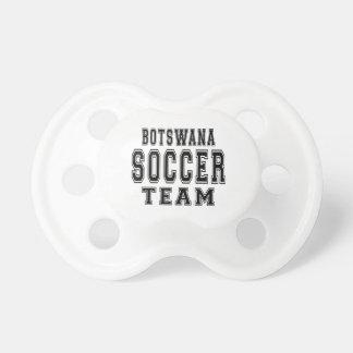 Botswana Soccer Team Pacifier