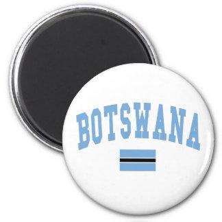 Botswana Style Magnet