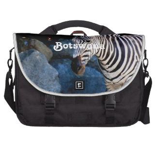 Botswana Zebra Commuter Bags