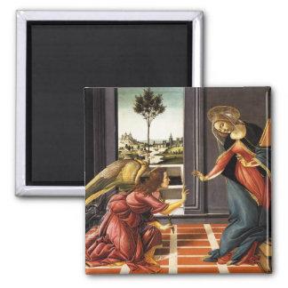 Botticelli Annunciation Magnet
