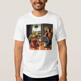 Botticelli Annunciation T-shirt