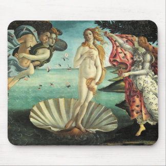 Botticelli - Birth of Venus Mouse Mat