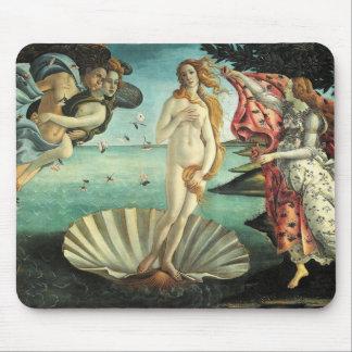 Botticelli - Birth of Venus Mouse Pad