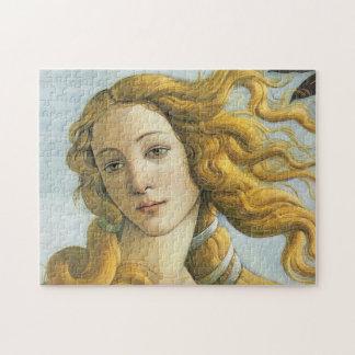 Botticelli Birth of Venus Renaissance Fine Art Jigsaw Puzzle