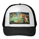 Botticelli Birth of Venus Trucker Hat