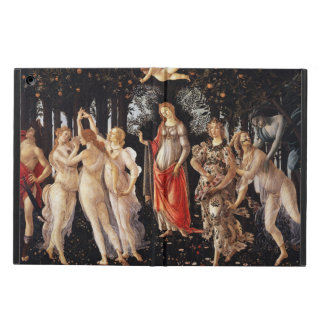 Botticelli Primavera iPad Case