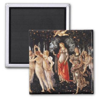 Botticelli Primavera Magnet