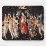 Botticelli Primavera Mouse Pad