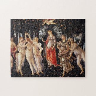 Botticelli Primavera Puzzle