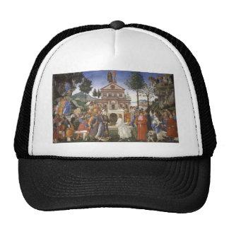 Botticelli Renaissance Painting Trucker Hat