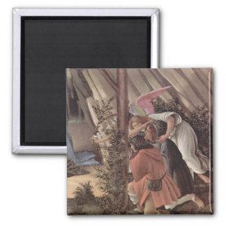 Botticelli Renaissance Painting Fridge Magnet