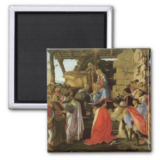 Botticelli Renaissance Painting Fridge Magnets