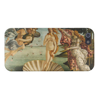Botticelli The Birth of Venus iPhone 5 Case