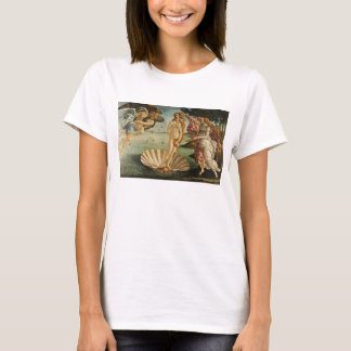 Botticelli The Birth of Venus T-shirt