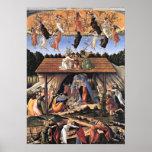 Botticelli: The Mystical Nativity Poster