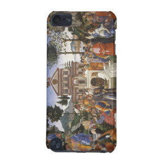 Botticelli - The Temptations of Christ Painting iPod Touch (5th Generation) Cases