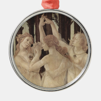 Botticelli's Three Graces Ornament
