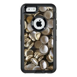 Bottle Cap Design iPhone Case