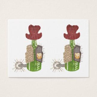 Bottle Cowboy Business Cards