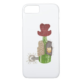 Bottle Cowboy I-Phone 7 Case