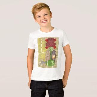 Bottle Cowboy Kid's T-Shirt