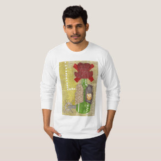 Bottle Cowboy Men's Jumper T-Shirt