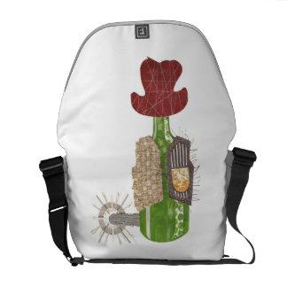 Bottle Cowboy Rusksack Messenger Bag