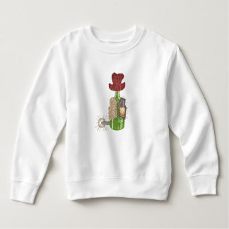 Bottle Cowboy Toddler Jumper Sweatshirt
