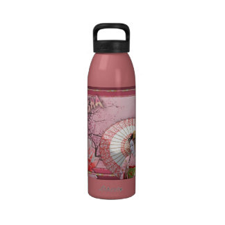 bottle Geisha Reusable Water Bottles
