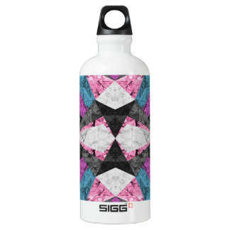 Bottle Marble Geometric Background G438 SIGG Traveller 0.6L Water Bottle
