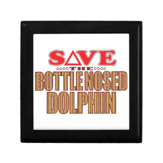 Bottle Nosed Dolphin Save Gift Box