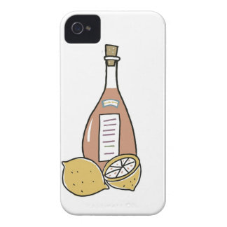 Bottle of Red Wine Case-Mate iPhone 4 Case