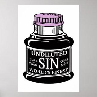 Bottle of Sin poster