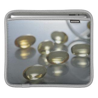 Bottle of Supplements iPad Sleeve