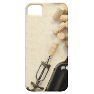 Bottle of Wine iPhone 5 Cases