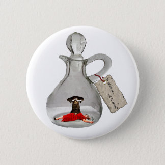 Bottled Romeo and Juliet Pin