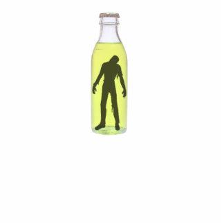 Bottled Zombie Cutout Standing Photo Sculpture
