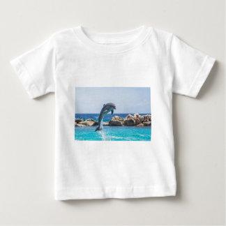 Bottlenose Dolphin Baby T-Shirt