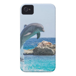 Bottlenose Dolphin Case-Mate iPhone 4 Cases